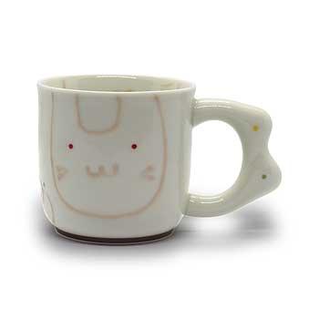 肥前陶磁器専門のオンラインショップ陶樹庵 子供用食器 コパン マグカップ